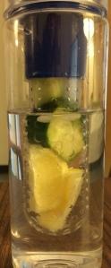 basily water bottle