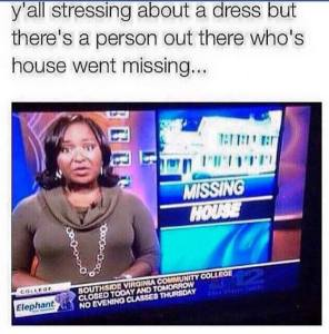 Missing House